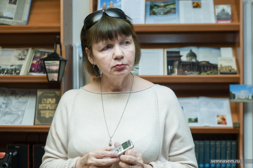 Алевтина Новикова на презентации книги Правозащитник Нина Терехова 11 10 2018 Фото Алексея Молоторенко 7x7