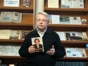 Николай Сорокин на презентации книги Правозащитник Нина Терехова 11 10 2018 Фото Kostroma.News