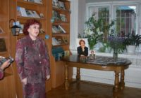 Нина Бабкина на презентации книги «Правозащитник Нина Терехова» 11 10 2018 Фото библиотеки