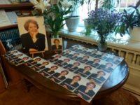 На презентации книги Правозащитник Нина Терехова 11 10 2018 Фото Kostroma.News